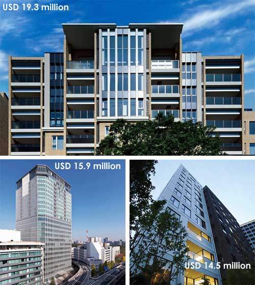 The Top 10 Most Expensive Apartments For In Tokyo