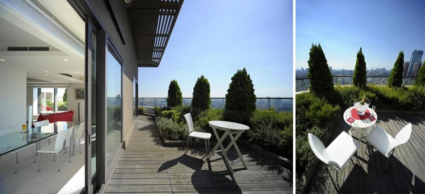 Motoazabu Hills Penthouse 2