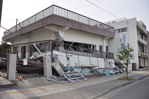 Sendai earthquake 2