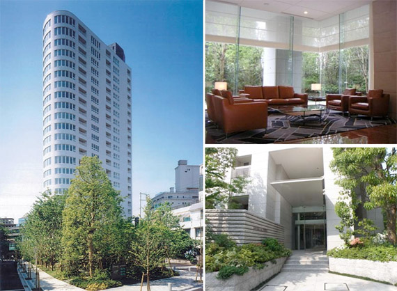 Aoyama The Tower Penthouse for Sale