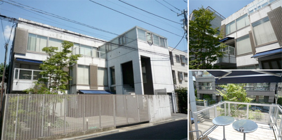 Foreclosed house in Shirokanedai, Minato-ku