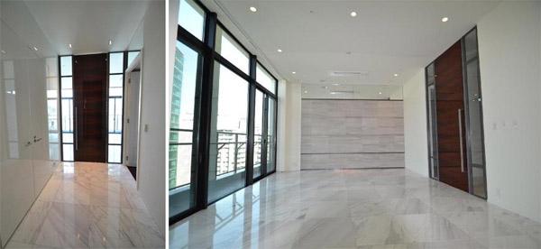 Park Court Roppongi Hilltop Penthouse Interior 1