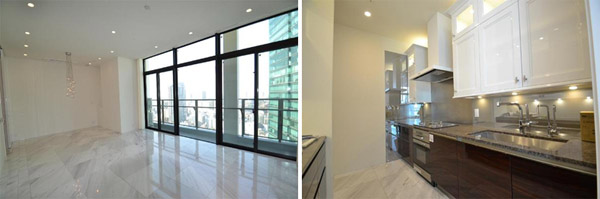 Park Court Roppongi Hilltop Penthouse Interior 2
