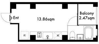 Tiny-Tokyo-Apartment-Tsukiji-5 ...