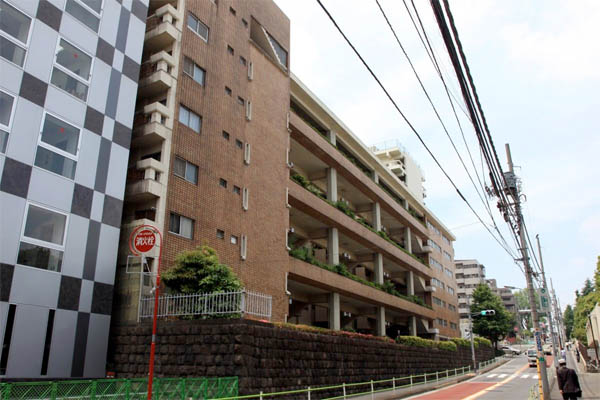 Chateau Mita To Be Demolished Japan Property Central