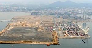 Fukuoka's Island City land not selling