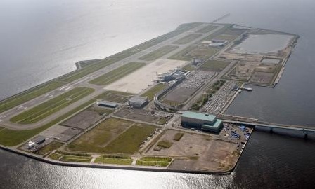 Kobe Airport land not selling