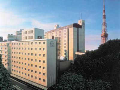 Shiba Park Hotel to demolish north building