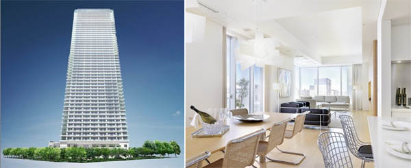 New apartments in Tokyo on sale in April