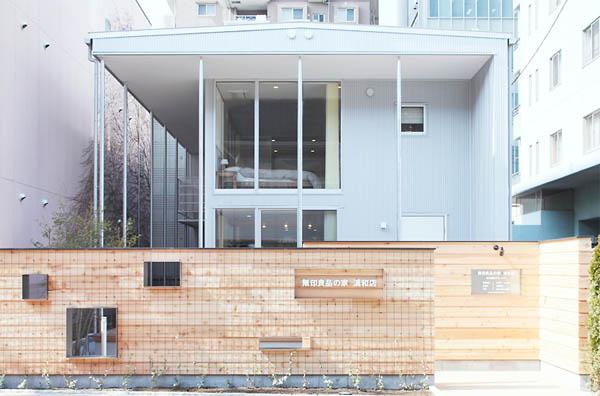Muji Model House opened in Saitama