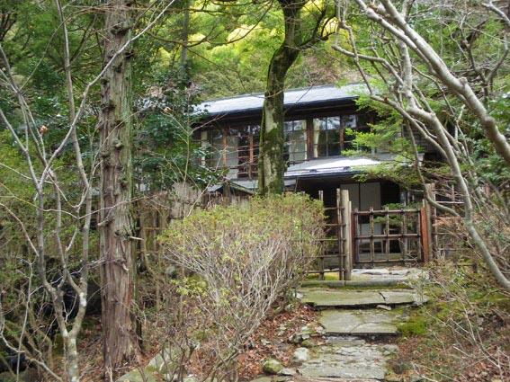 Original Nikko Kanaya Hotel and Samurai House Foreclosed