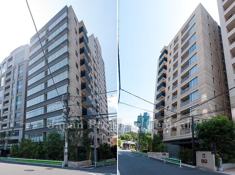 Sunwood Akasaka Hikawa Exterior