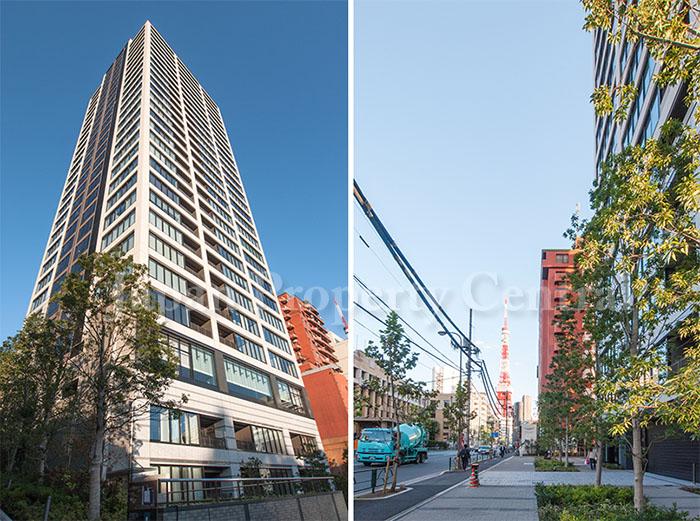 Grand Suite Azabudai Hilltop Tower Exterior