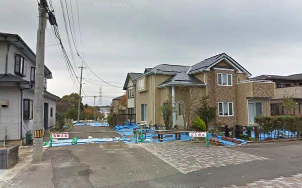 Residents suing developer for landslide damage