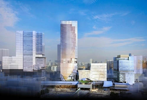 Kengo Kuma to design new Shibuya Station area