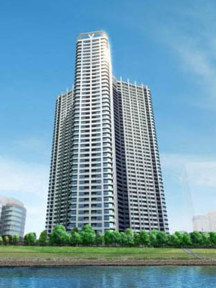Skyz Tower in Toyosu to be a test of market conditions