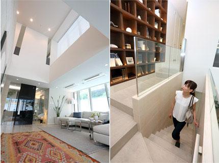 The Residence Mita Interior