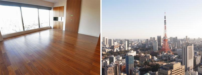 Toranomon Towers Residence Interior1