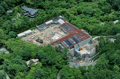 Is This Really Bill Gates Mega Mansion In Karuizawa Japan