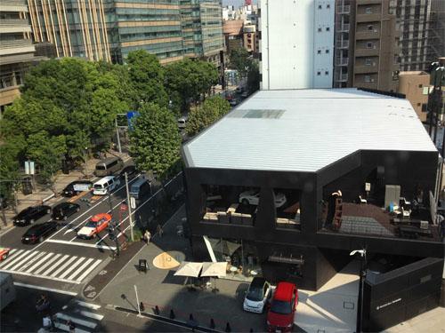 Pembroke to redevelop site opposite Tokyo Midtown