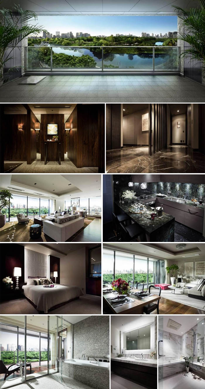 Mitsubishi S Latest Offering Set To Be Japan S Most Expensive Apartments Japan Property Central