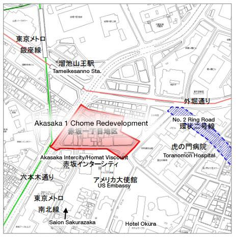 Akasaka 1 Chome Redevelopment 2