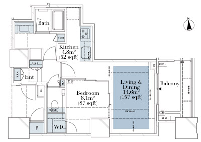 Deux Tours Canal and Spa W 4902 Floorplan