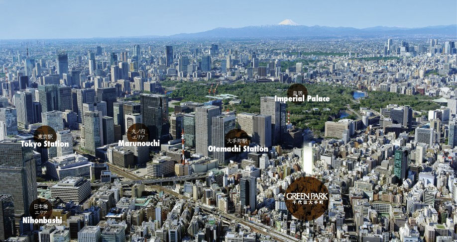 Green Park Chiyoda Otemachi – Japan Property Central - 8 Bedroom Floor Plans
