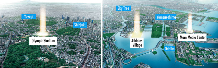 Should you buy into the Olympics hype for Tokyo's bayside areas?