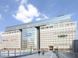 Land under Takashimaya Times Square Building sells for 21 billion Yen