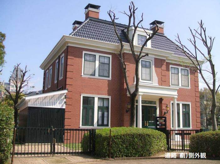 Huis ten bosch house 12 japan property central for Nagasaki huis ten bosch