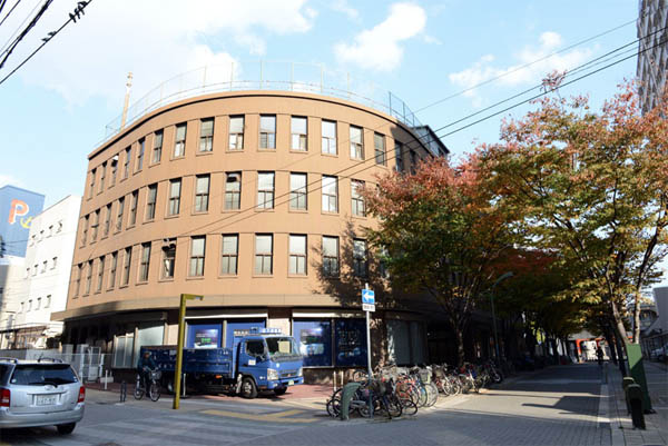 Osaka Gas Shinkaichi Building Kobe 3