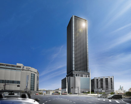 Hiroshima To Have Tallest Apartment Building In Region