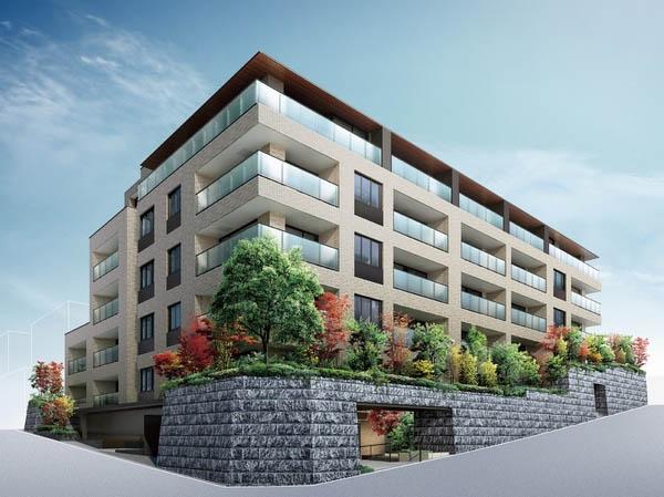 Grande Maison Shirokane Residence Japan Property Central