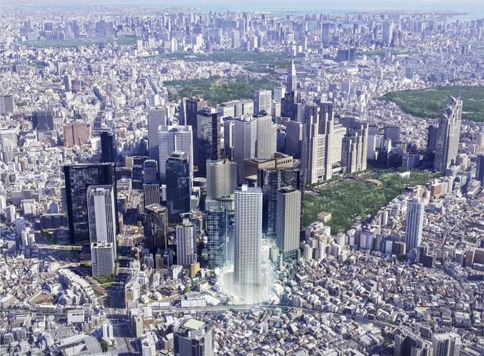 The Parkhouse Nishi Shinjuku Tower 60 Japan Property Central