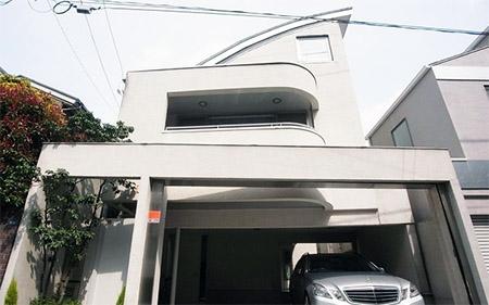 Kamiyamacho House sm1