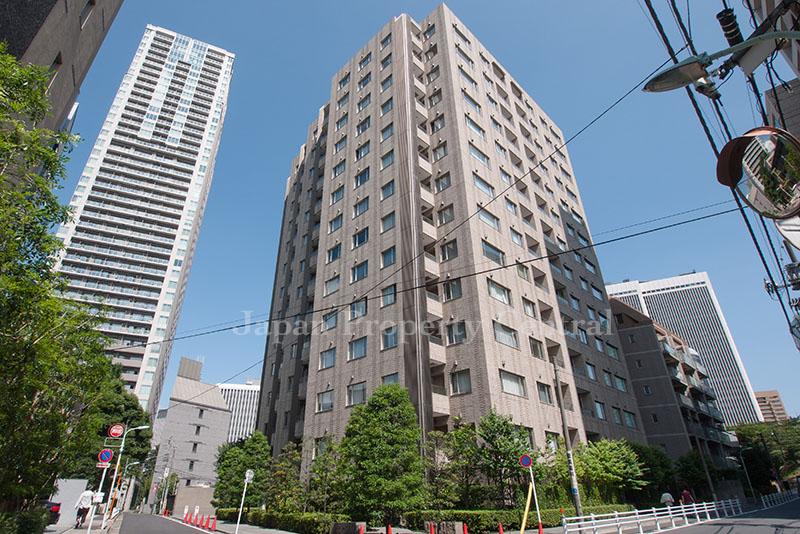 Park House Akasaka Hikawa Exterior