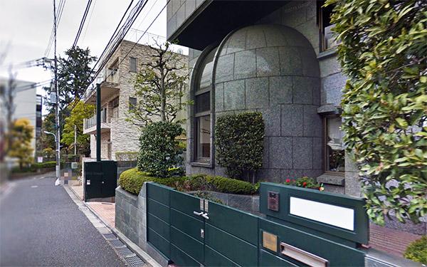 Shirokane House sm4