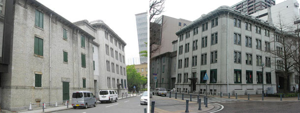 Mitsui Bussan Yokohama Warehouse and Office