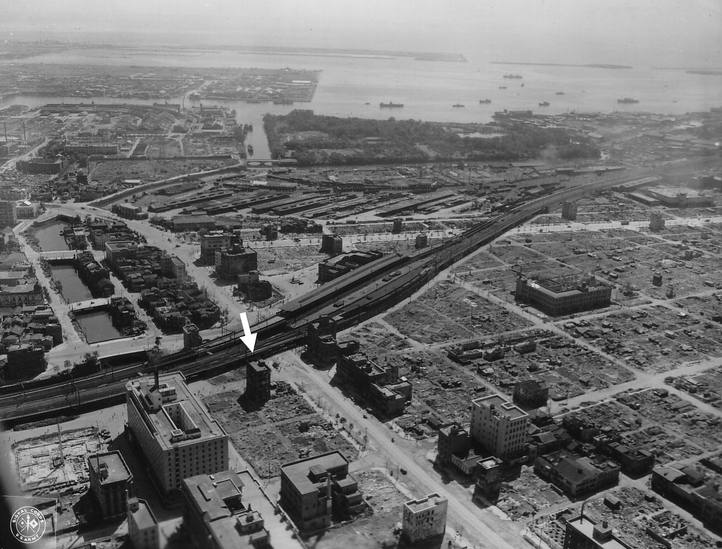 Shinbashi 1945