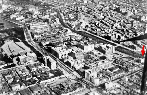 Tsutsumi Daiichi Building Shimbashi March 1930
