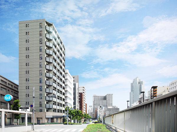 The Parkhouse Higashi Ginza 1