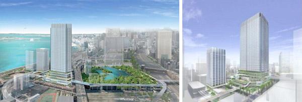 Tokyo Takeshiba Redevelopment 1