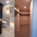 Bathroom + WIC (Master Bedroom)