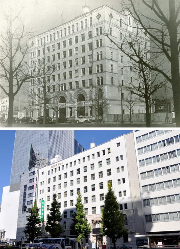 Tokyo Tatemono Building Yaesu 1929 2