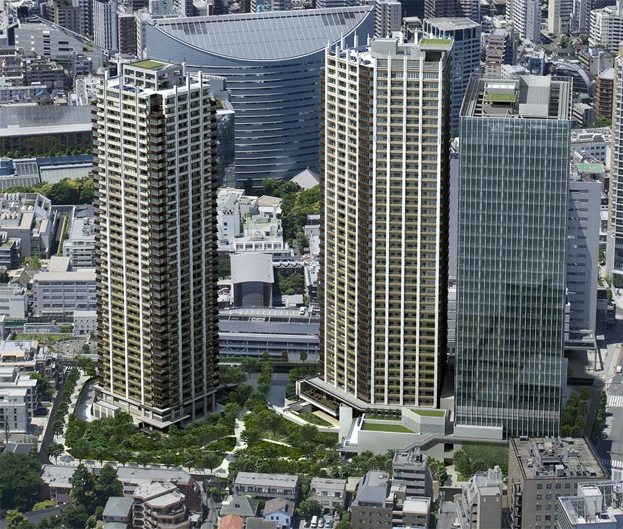 Brillia Towers Meguro 1