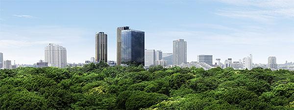 Brillia Towers Meguro 3