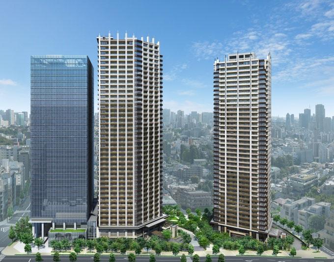 Brillia Towers Meguro 5