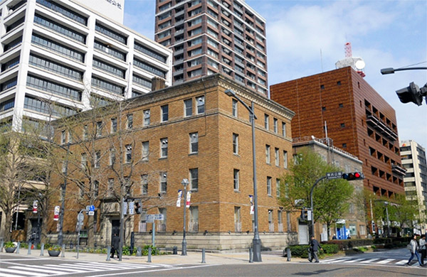 Historic Yokohama building to be converted into shared office