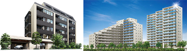 Park Homes Yotsuya Sanchome Crest City Kiba